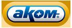 AKOM Hellas Logo